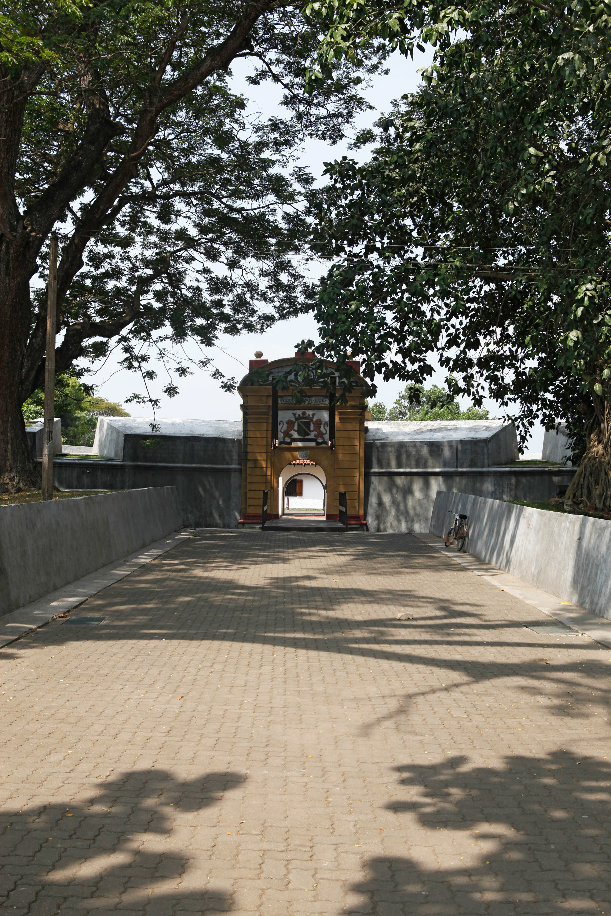 Star Fort is a historical building in Sri Lanka