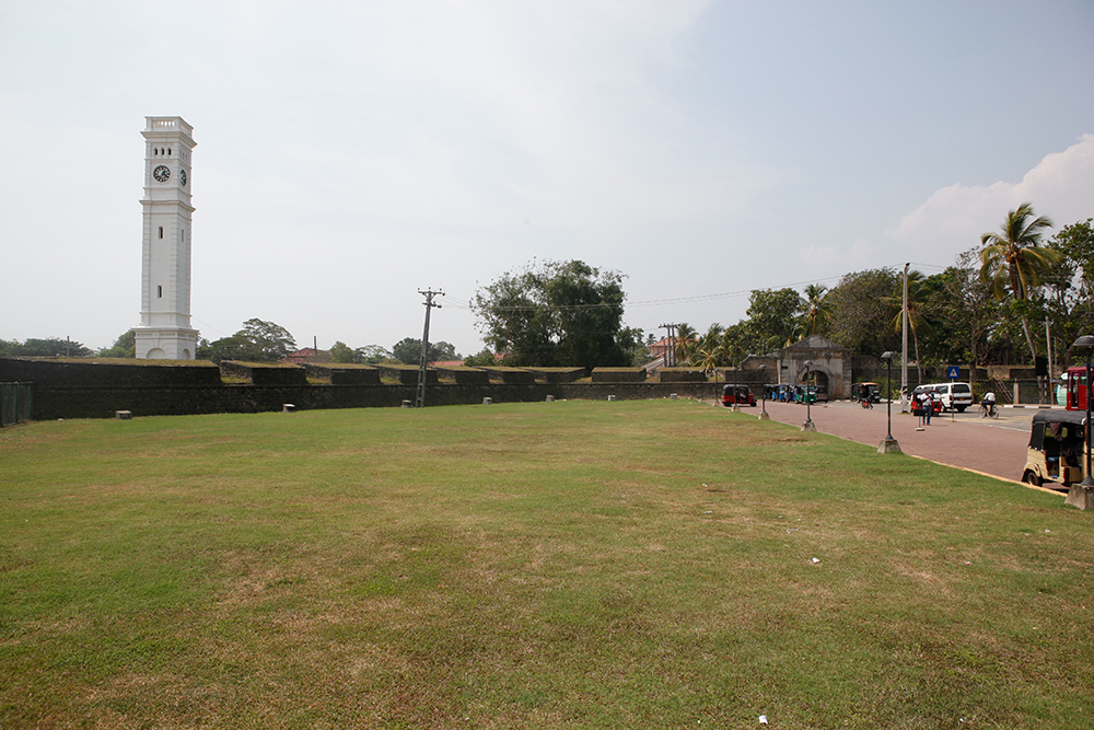 Matara Fort is a historical site in Sri Lanka