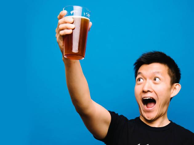 Thirsty and The Drinkery - Roland Utama