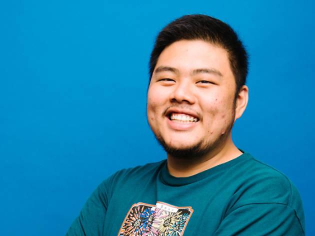 Nickeldime Drafthouse - Frank Shen