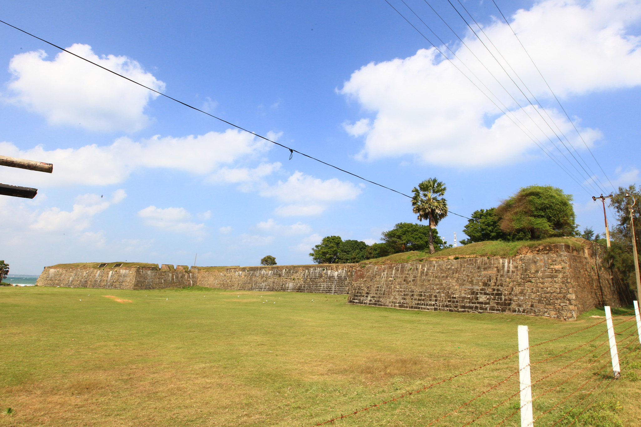 Fort Frederick is a fort in Sri Lanka
