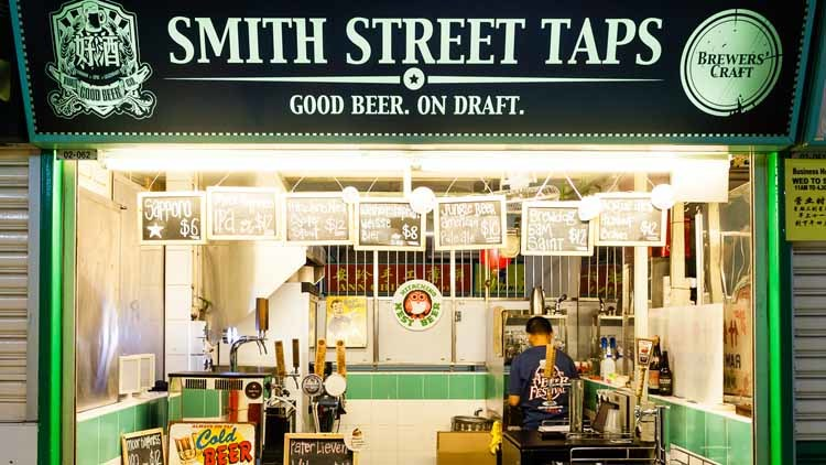 The definitive guide to Singapore's craft beer scene