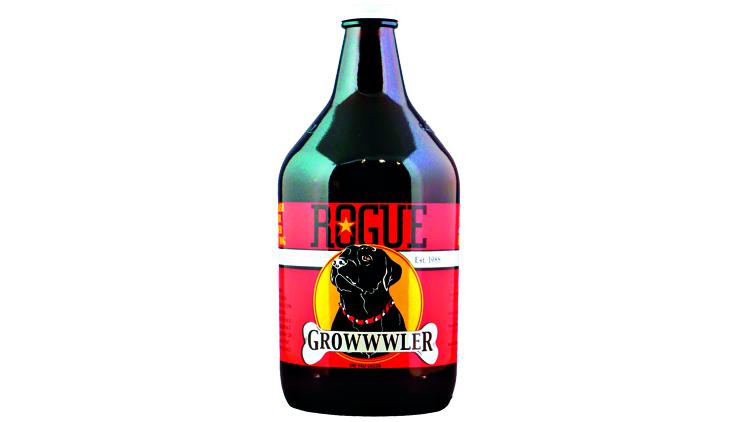 Rogue Growwler