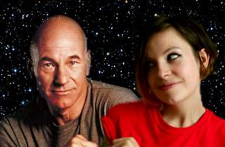 Jean-Luc Picard and Me