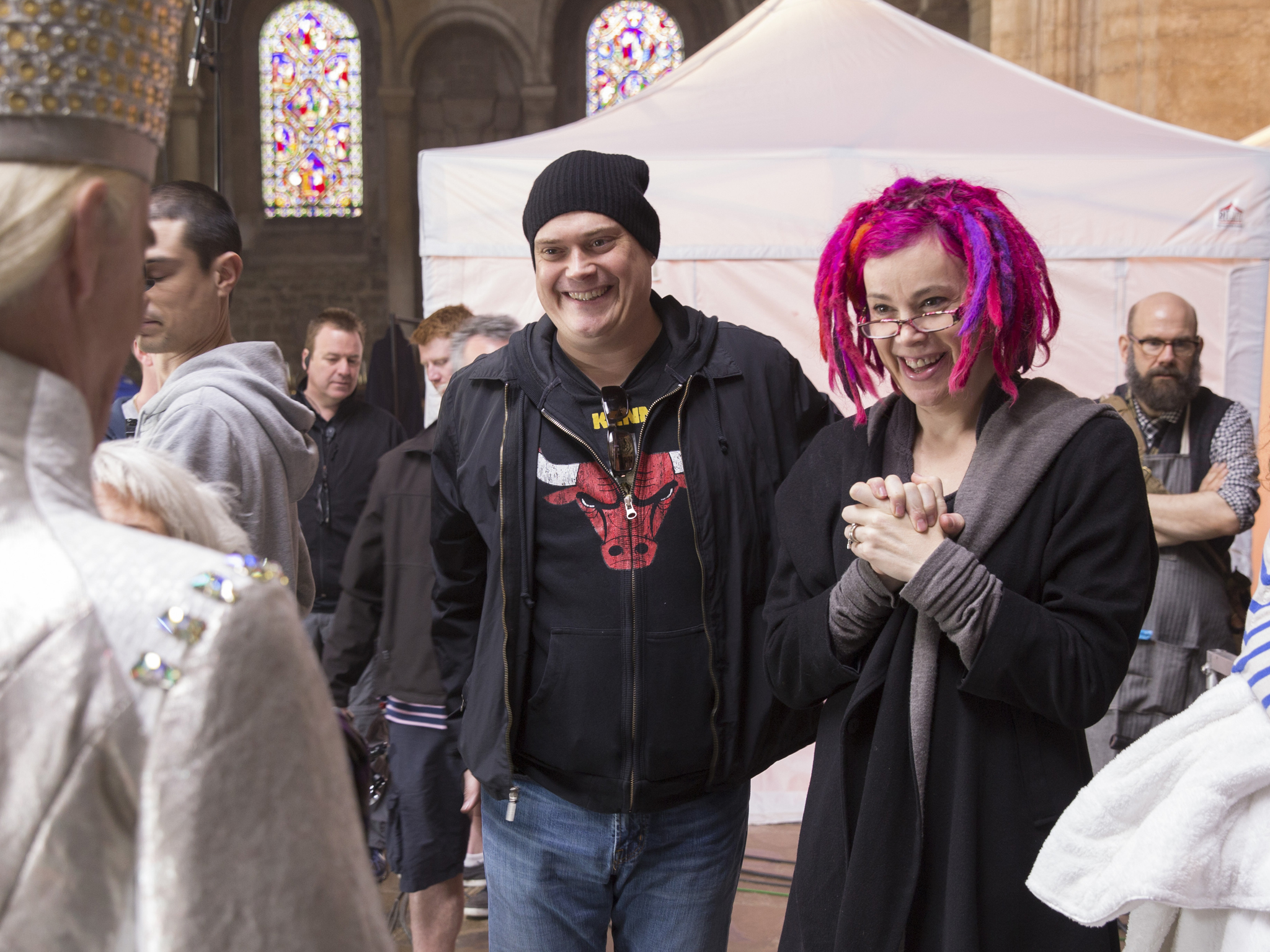 The Wachowskis on egos, identity and epic new sci-fi movie Jupiter Ascending