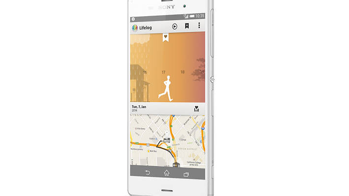 Streamline your commute with the Xperia Z3 from Sony