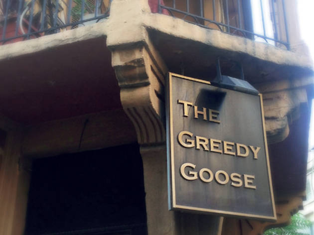 The Greedy Goose