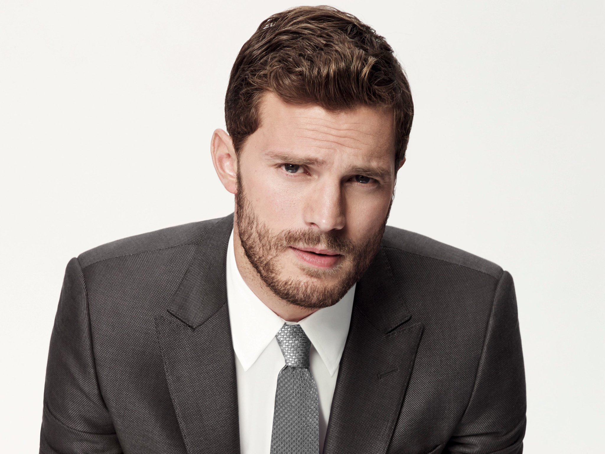 Jamie Dornan talks sex scenes, dark characters and 'Fifty Shades of Grey'
