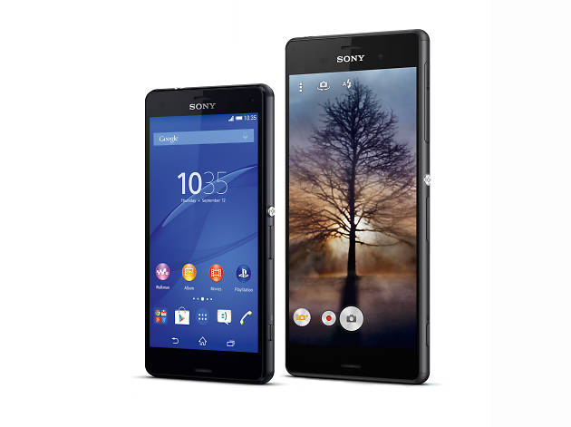 Xperia Z3 compact from Sony