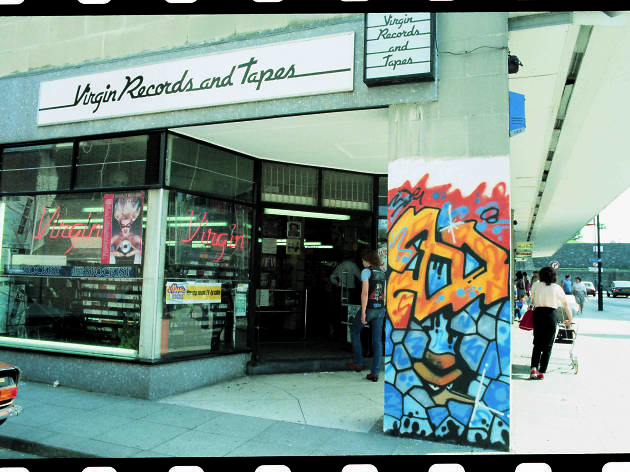 Virgin Records & Tapes, Broadmead