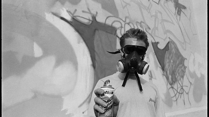 3D Spray, St Pauls 1985