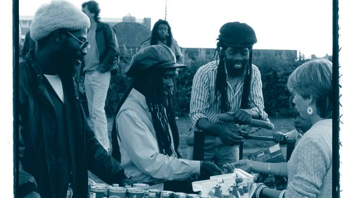 Roots Vendors, St Pauls Carnival