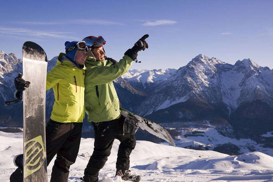 Scuol • Graubünden