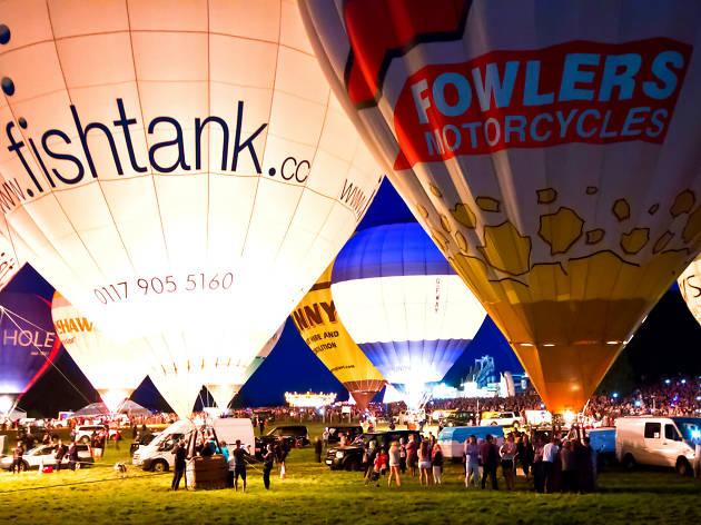 Bristol Baloon Fiesta, UlyssesThirtyOne