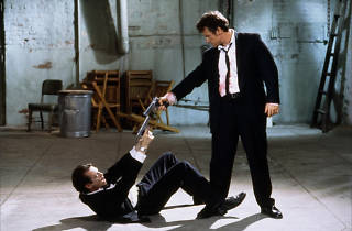 Open-air film festival 2015: Reservoir Dogs