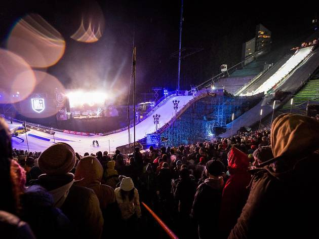 Shaun White's Air + Style is jumping over to Expo Park