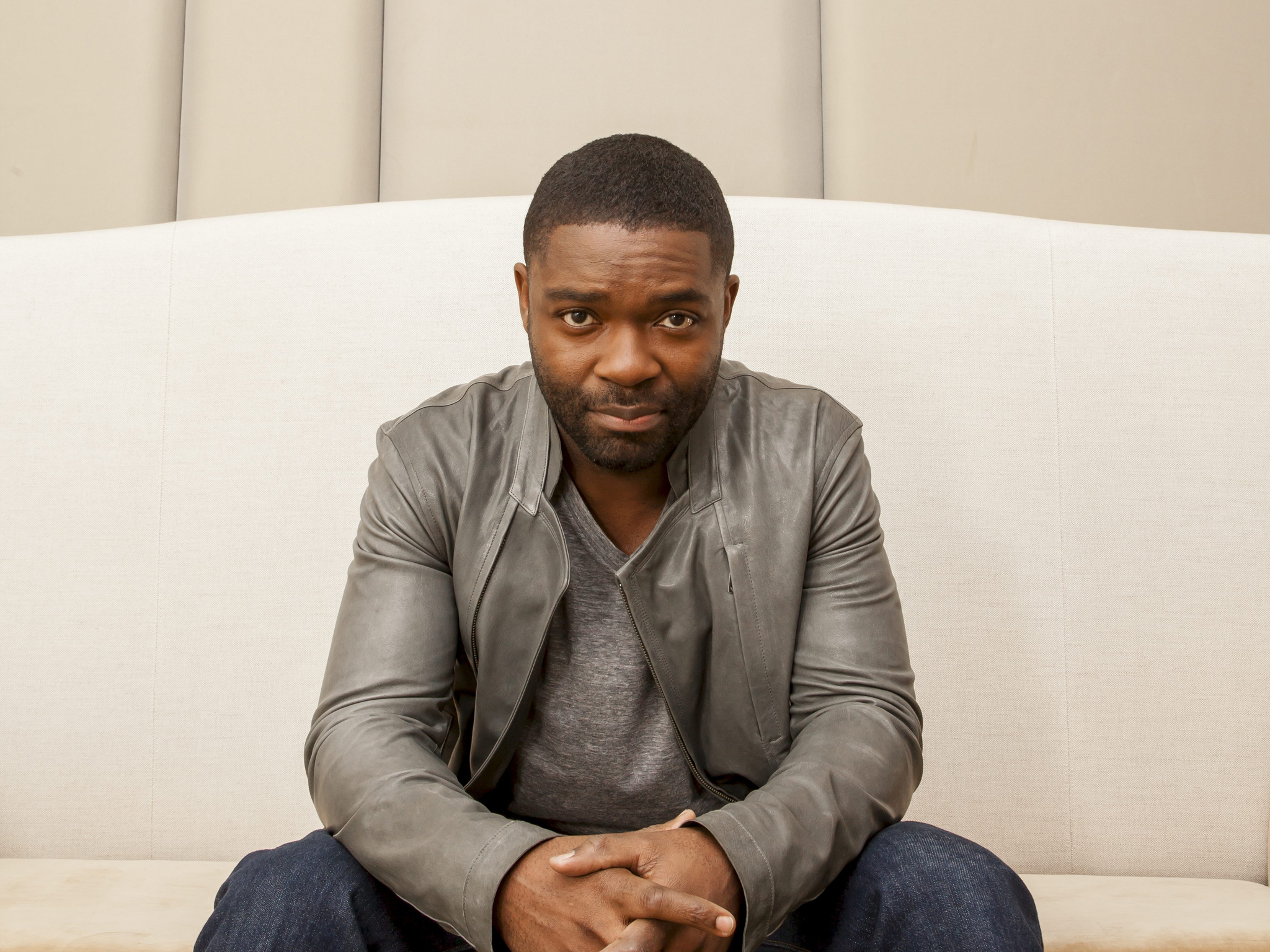 David Oyelowo on why 'Selma' is about the world we live in right now