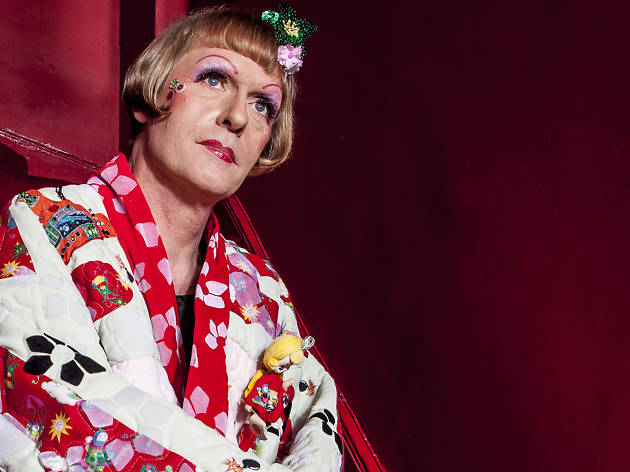 Interview: Grayson Perry on Brexit, masculinity and the Tate toilets