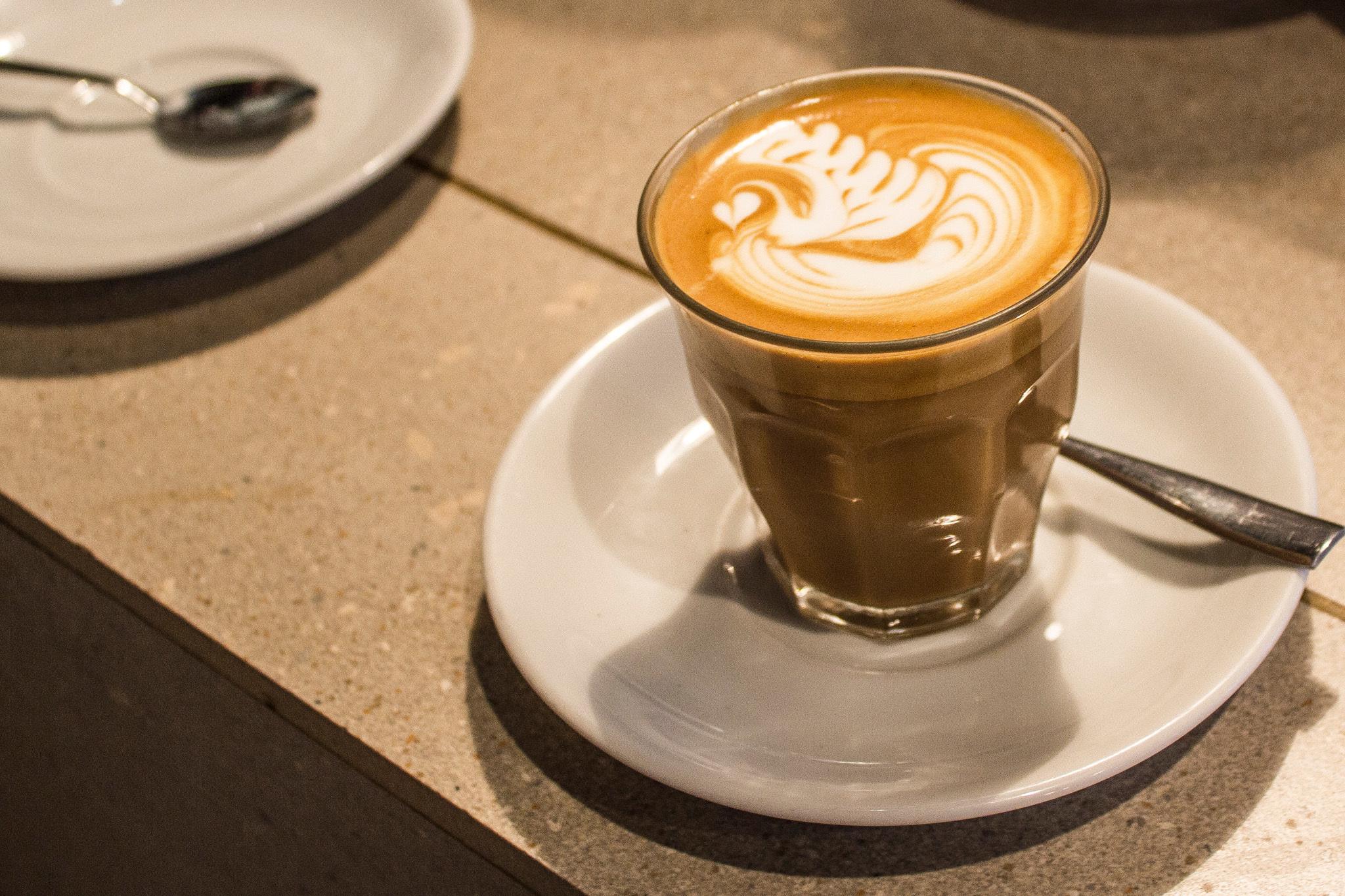 Coffee, Spicer + Cole, Bristol