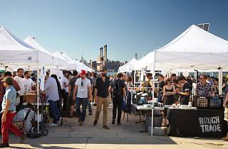 The Brooklyn Flea February Record Fair