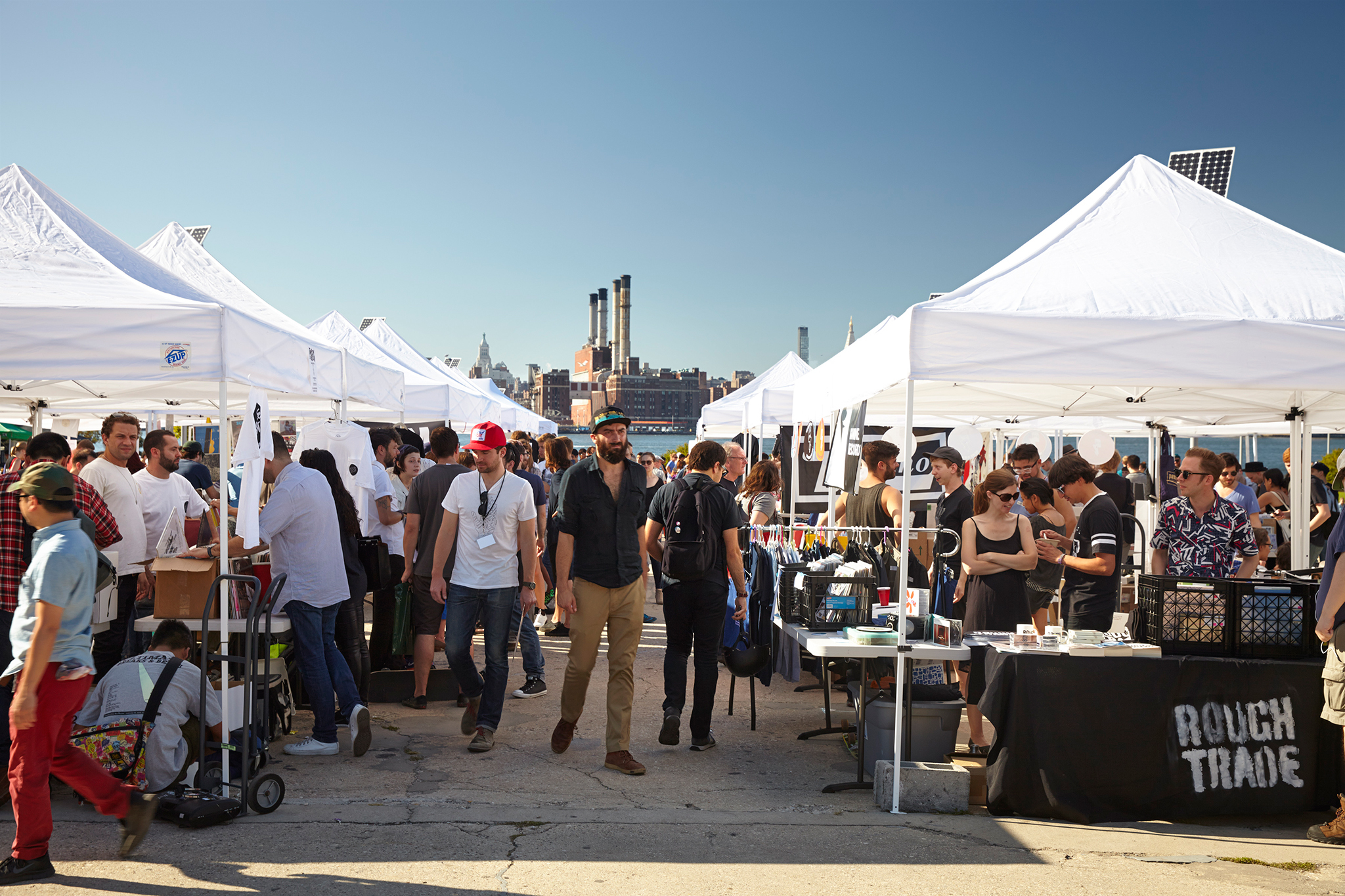 The Brooklyn Flea February Record Fair