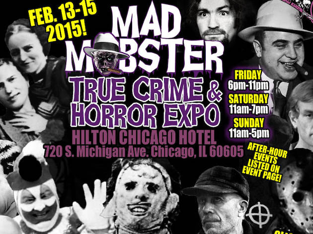 Mad Mobster True Crime & Horror Expo
