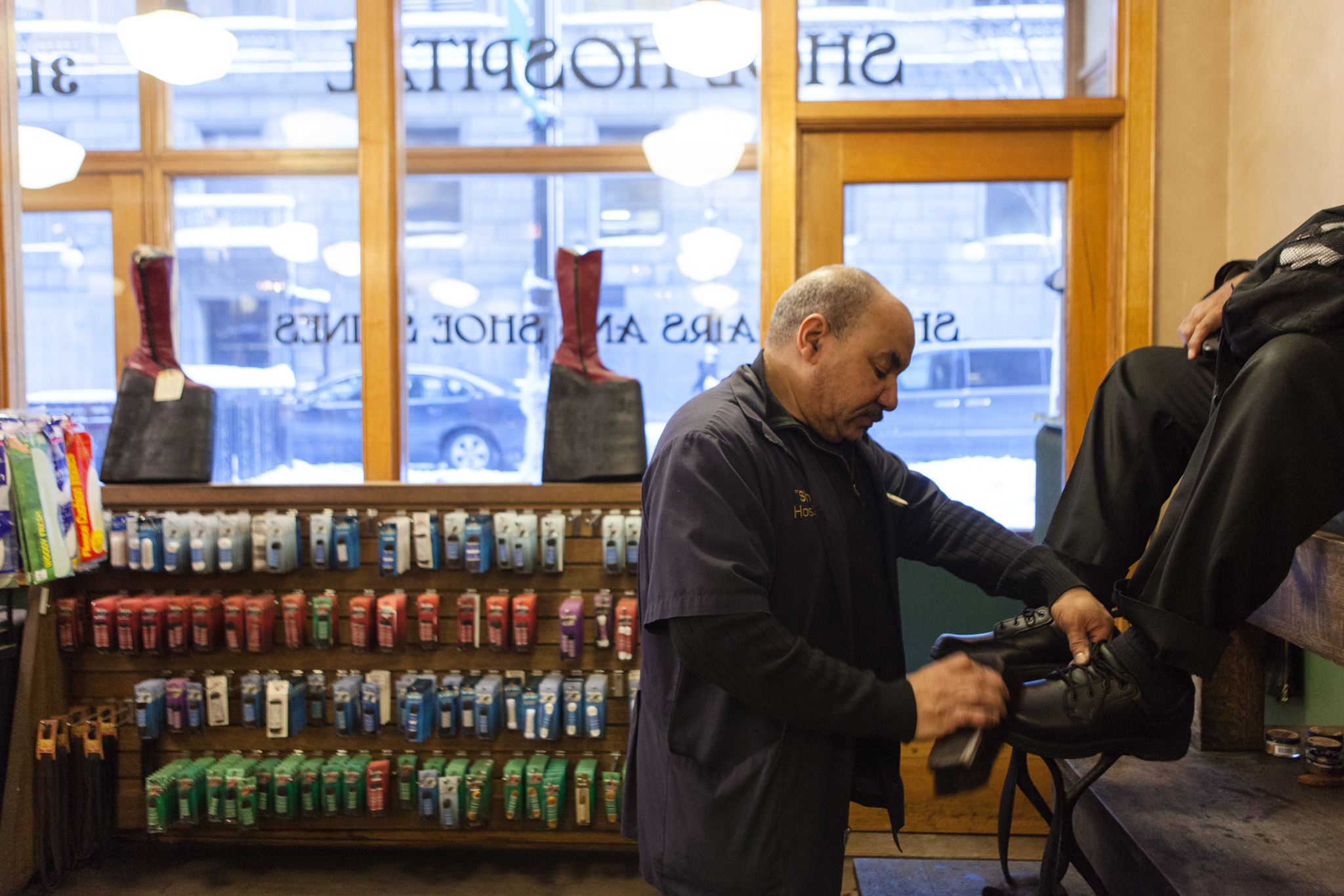 The best shoe repair shops in Chicago