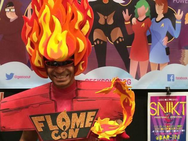 Flame Con 2017