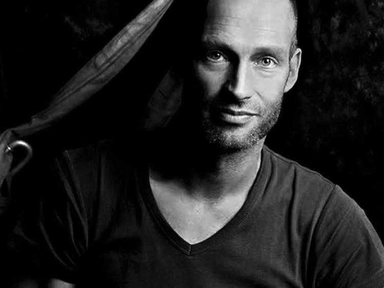 Joachim Meyerhoff, un guapo