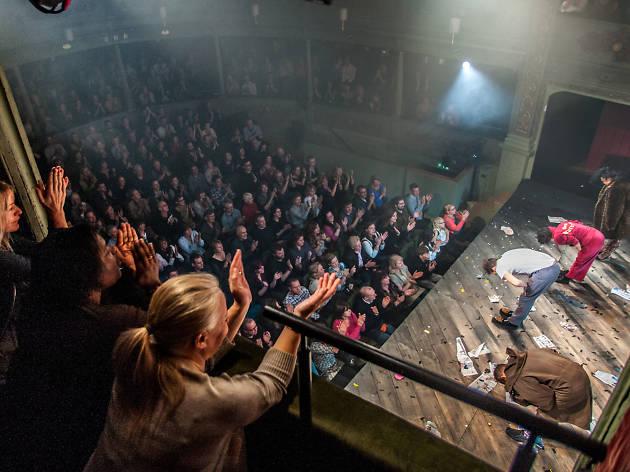 Bristol Old Vic 3, Theatre