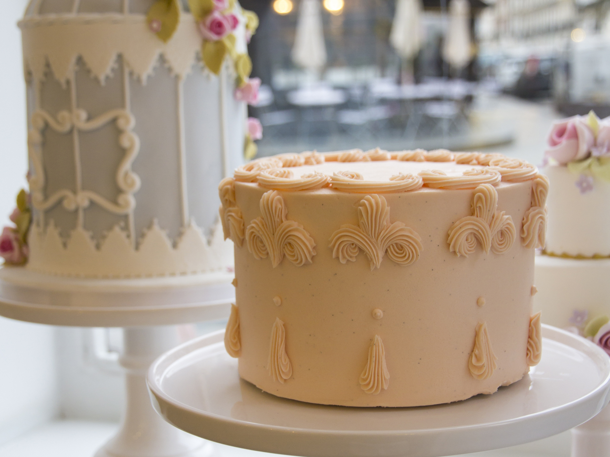 Glorious Victoria From Peggy Porschen Cakes