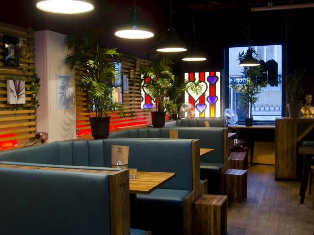 The Love Inn, Bristol, Stokes Croft
