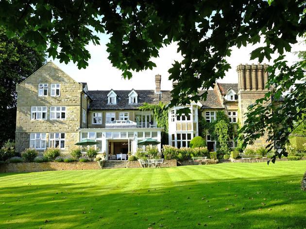 Ockenden Manor Spa