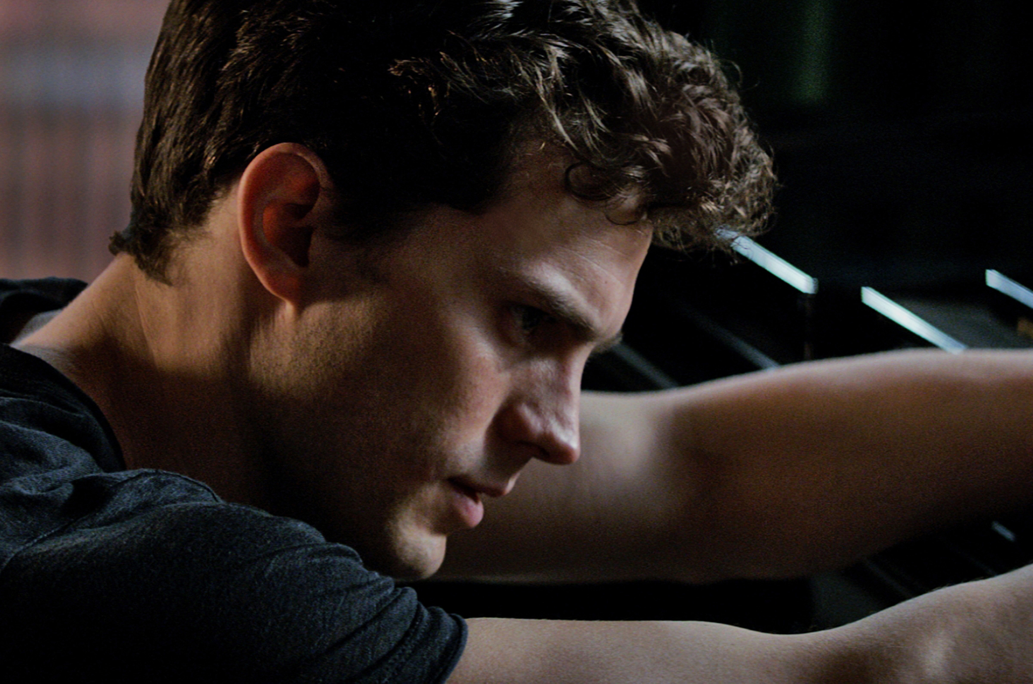 Jamie Dornan talks sex scenes and Fifty Shades of Grey