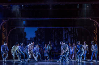 West Side Story at Drury Lane Oakbrook Terrace