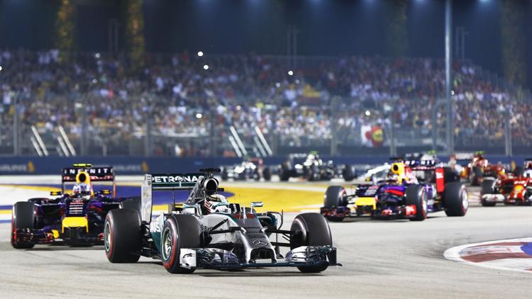 2015 Formula 1 Singapore Airlines Singapore Grand Prix