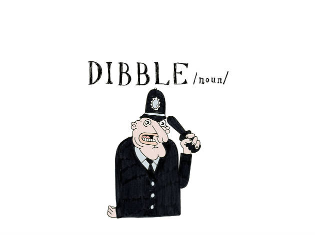 The A to Z of Northern Slang: Dibble
