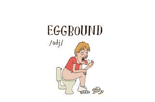 The A to Z of Northern slang: Eggbound