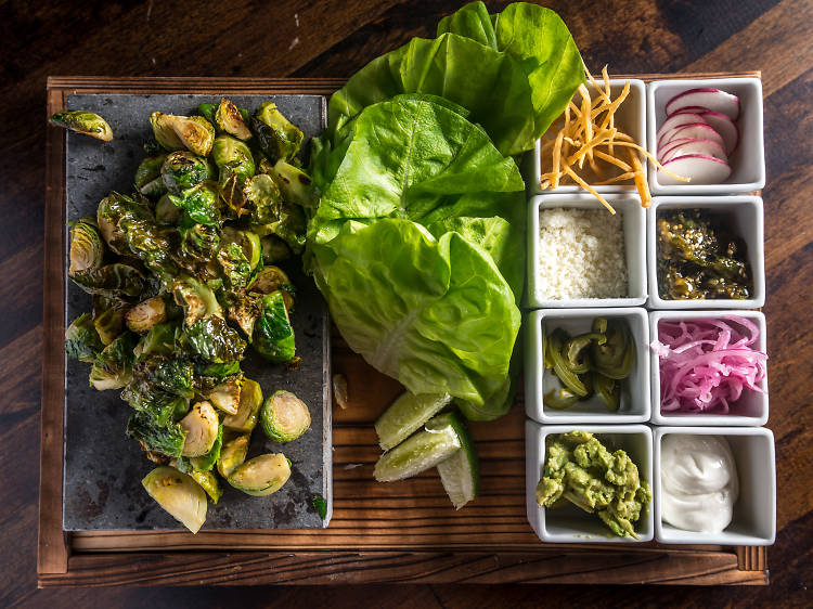 Check out the best vegan and vegetarian restaurants in NYC