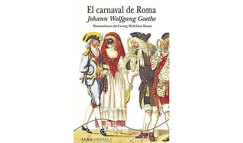 El carnaval de Roma