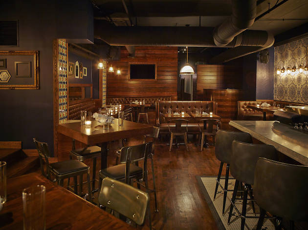 Barley & Brass is a bar from the 25 Degrees team.