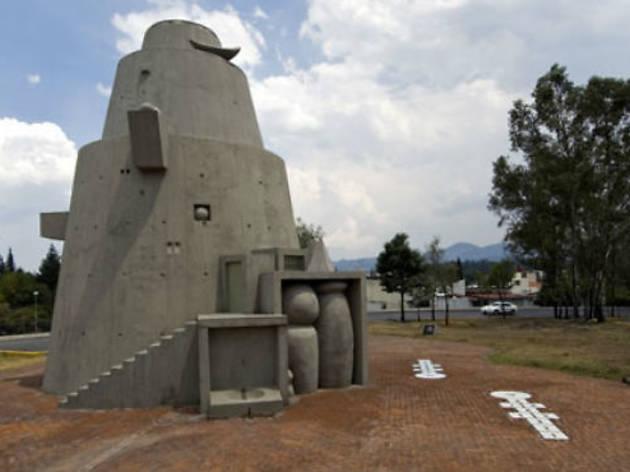Torre de los Vientos (Foto: Cortesía Patronato Ruta de la Amistad)