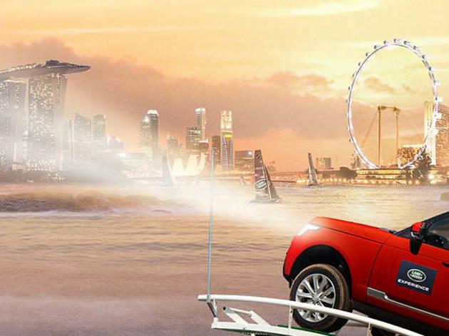 Jaguar Land Rover ad