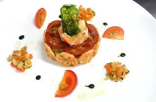 Mezze Bar & Bistro Valentine's Day menu