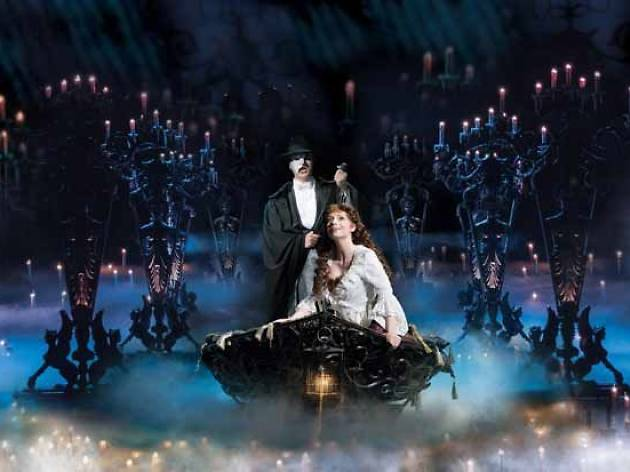 'The Phantom Of The Opera'