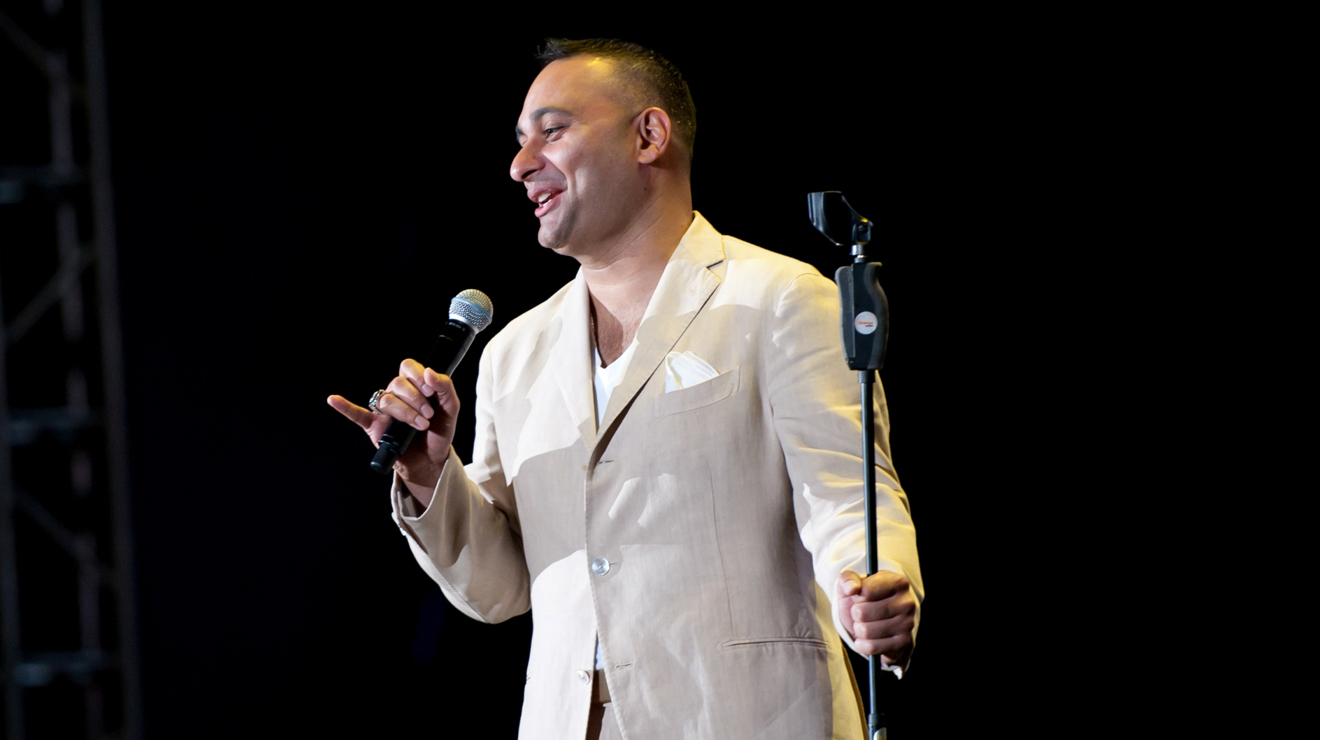 Image result for russell peters live