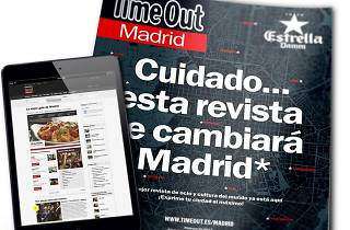 Time Out Day Portada