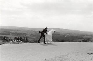 (Italie, Castel del Monte, 2003 / © Bernard Plossu)