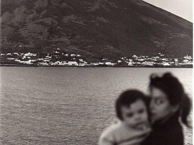 (Italie, Stromboli / © Bernard Plossu)