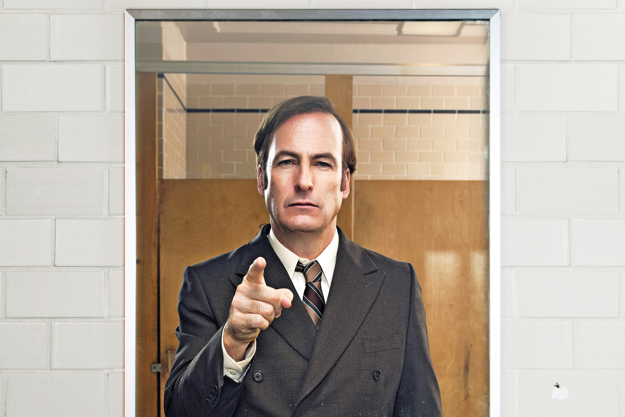 Bob Odenkirk talks Better Call Saul